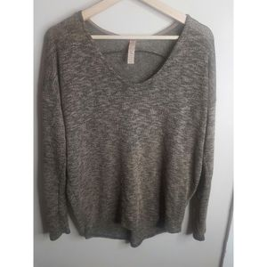Jolie loose knit sweater